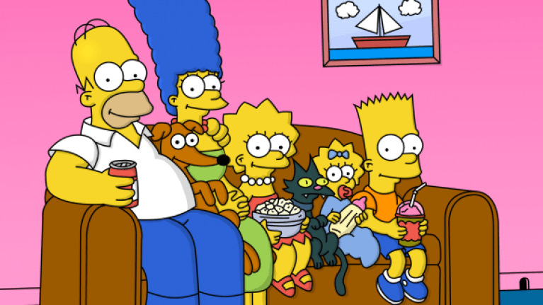 The Simpsons Will Grace Your Living Room For 2 More Years!