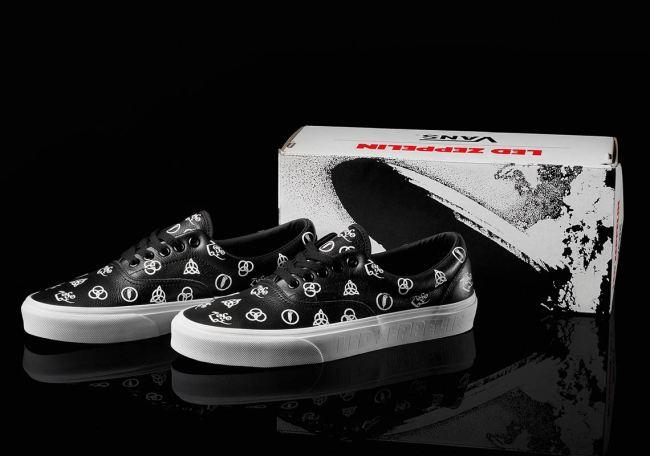 e5aa54fc26 Vans Is Going To Release Led Zeppelin Themed Kicks!