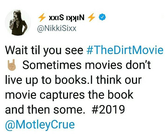Watch the Official Motley Crue The Dirt Trailer!