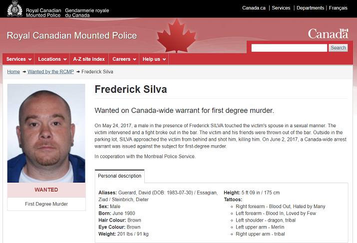 UPDATE: Montreal Police nab one of Quebec's most wanted
