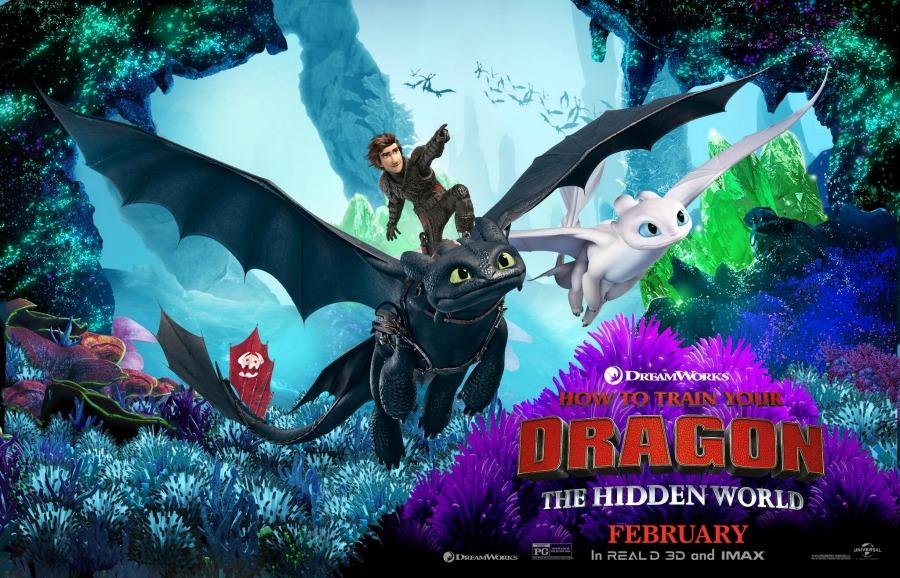 How to Train Your Dragon: The Hidden World (film)