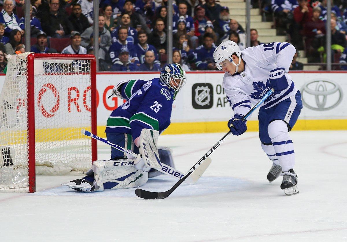 Leafs Fall to Canucks in Overtime efbb219b3