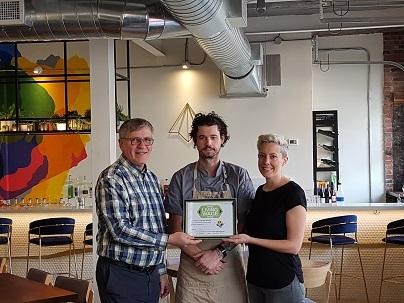 Dispatch Restaurant - Living Wage Certified
