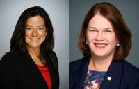 CKTB - News - Jody Wilson-Raybould Jane Philpott