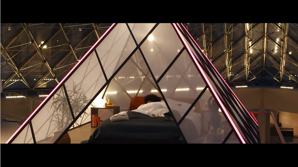 INSANE Contest Lets You Spend A Night At The Louvre!
