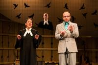 An image from the play 'The Pigeon King' at the Blyth Festival Theatre in Blyth, Ont.