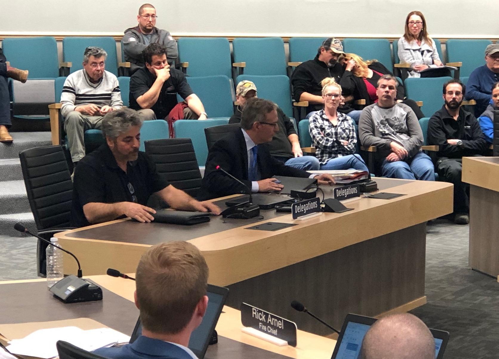Essex says No to Permanent Fireworks Storage Facility