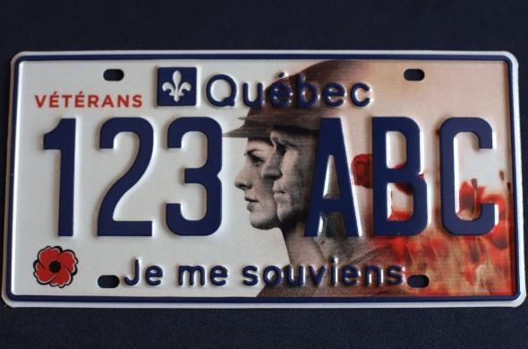 getting a new licence plate