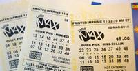 Lotto Max newer sept 21
