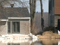 Flooding in Rigaud CTV Montreal