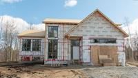 Drummondville - maison en construction CR Ville