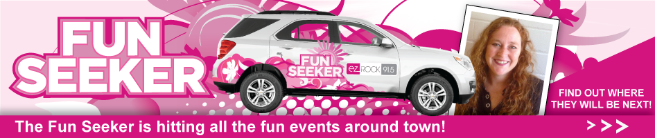 EZ Rock Salmon Arm - Fun Seeker front page banner