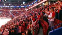 Bell Centre crowd