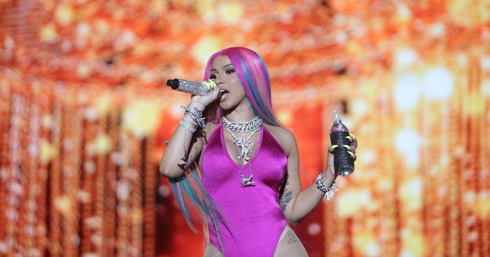 Cardi B GETTY IMAGES Thaddaeus McAdams