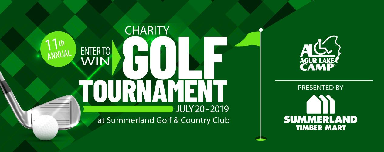 Agur Lake Charity Golf Tournament 2019