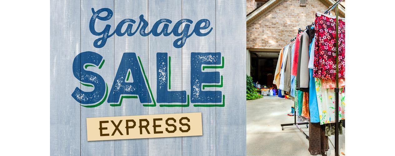 Garage Sale Express