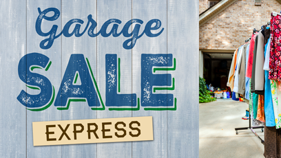 Pure Country BC North - Garage Sale Express - Front Page Link