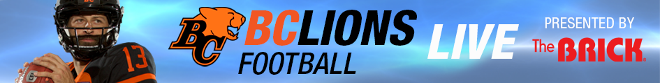 Pure Country BC North - BC Lions - Front page banner