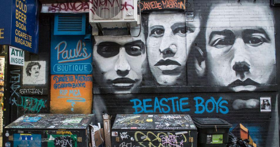 Beastie Boys GETTY IMAGES Bill Thompkins