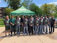 am800-sports-baseball-st clair college-green giants-lacasse park-