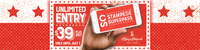 Calgary Stampede Superpass Contest Banner