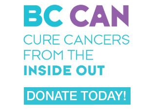 BC Cancer Donate
