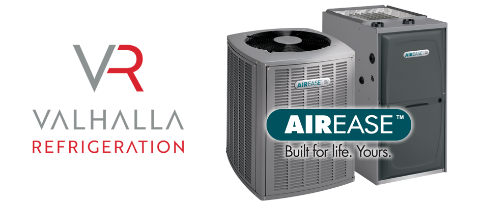 Valhalla Refrigeration Inc. and AirEase Air Conditioner