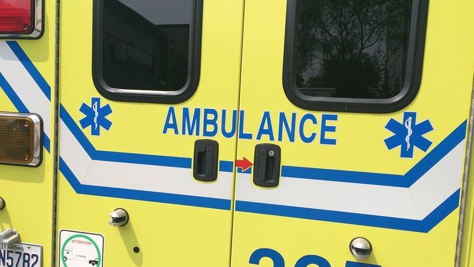 Honda Val D Or >> Graves blessures pour une cycliste happée à Chicoutimi