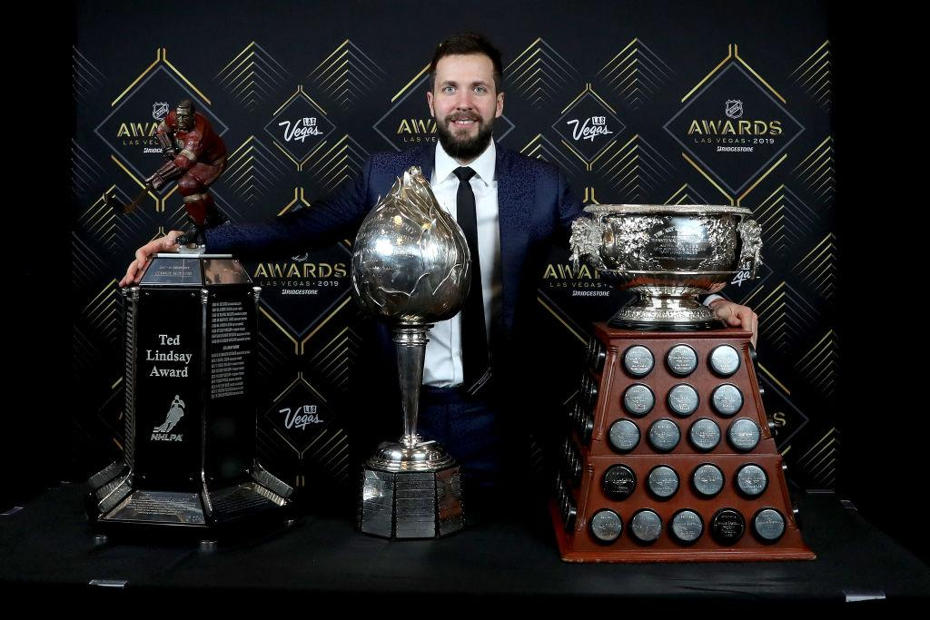 The National Hockey League Honours Its Best