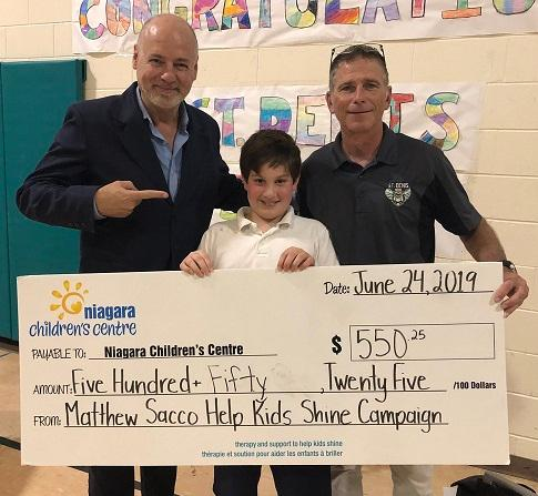 CKTB- News- Niagara Children's Centre