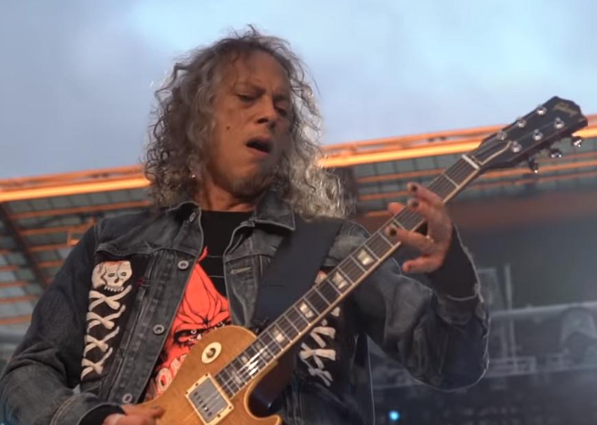WATCH: Metallica covers Iron Maiden!