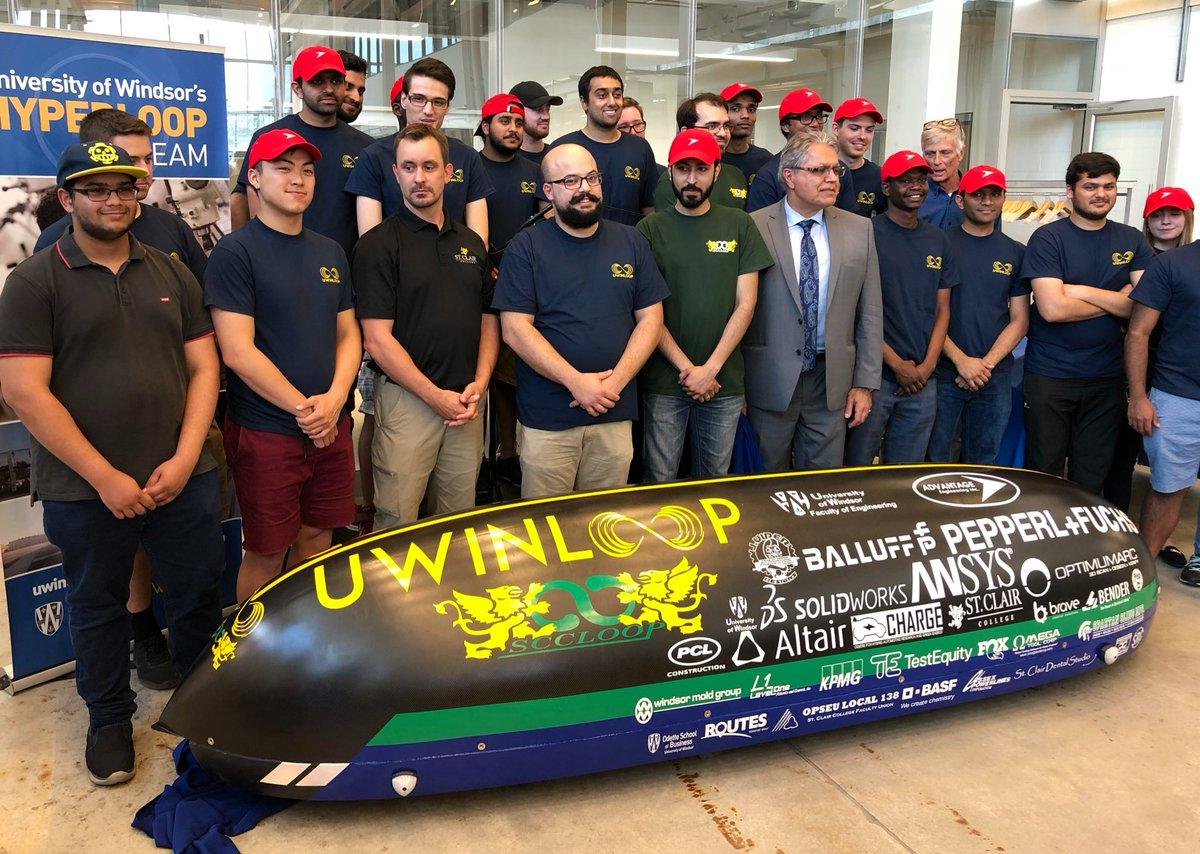 am800-news-hyperloop-university-of-windsor-st-clair-college-space-x-pod-july-5-2019
