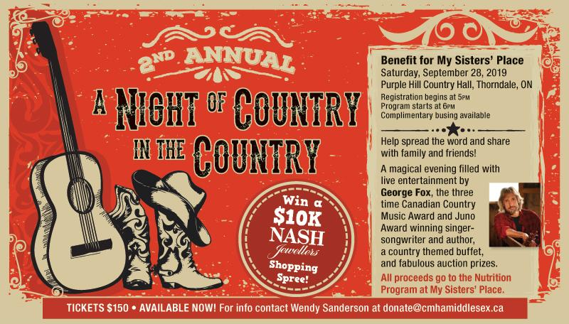 A Night of Country in the Country