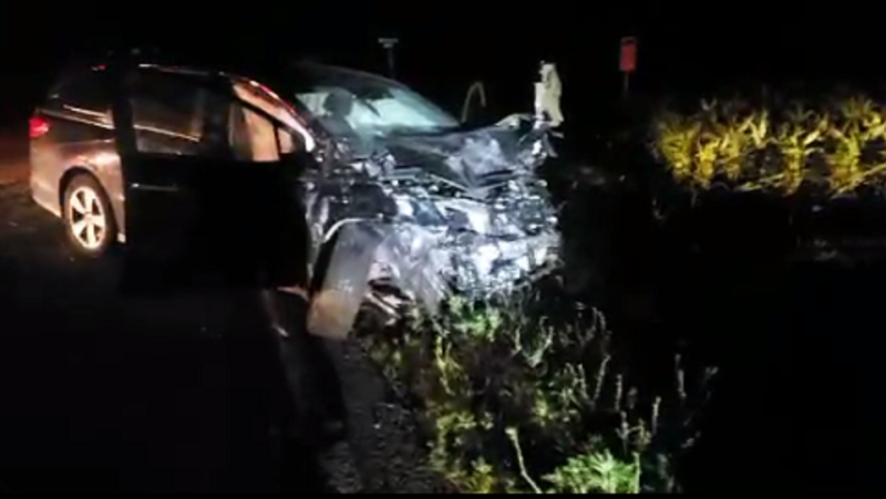 Life-threatening and life-alerting injuries in Brant County crash