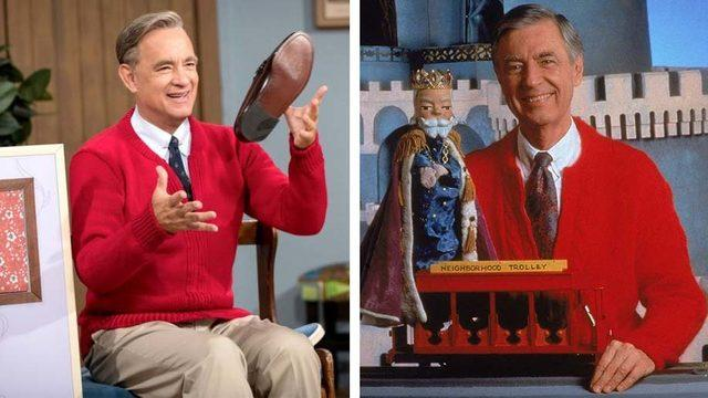 Tom Hanks Mr Rogers Movie Has It S First Trailer