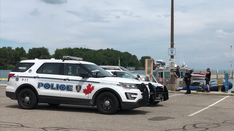 Dead body pulled from water near Lakeview Marina