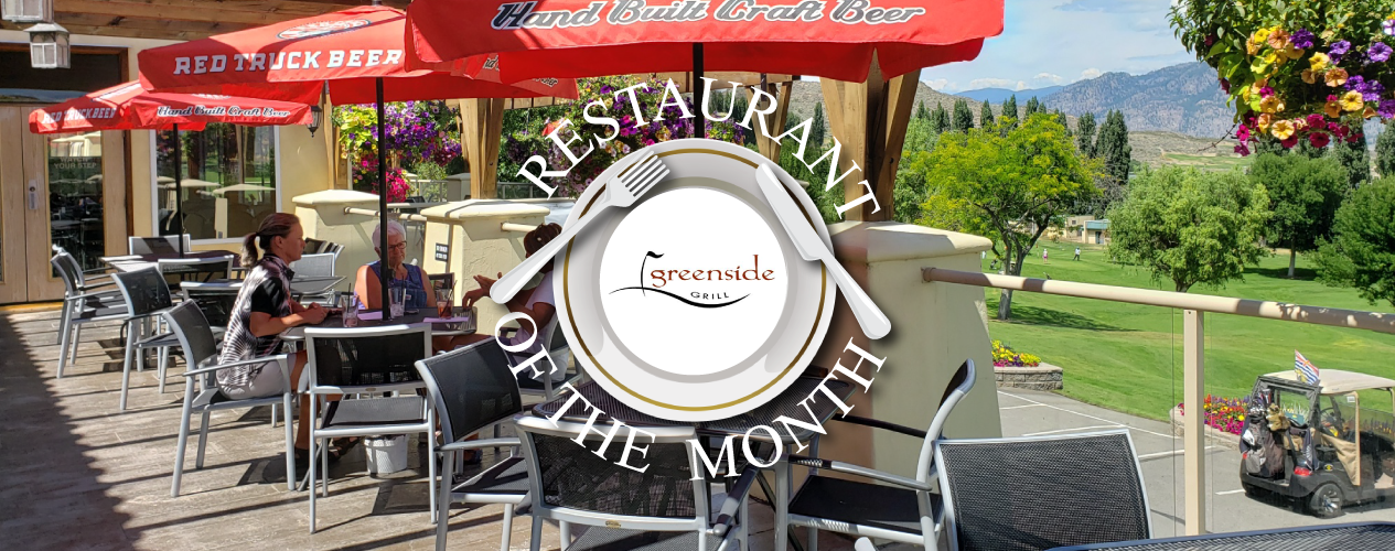 Greenside Grill Restaurant of the month