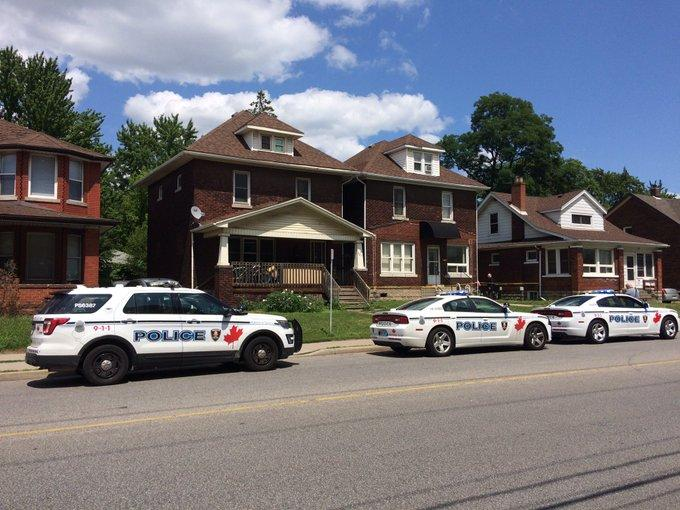 VIDEO: Dead Body in West Windsor Now a Homicide