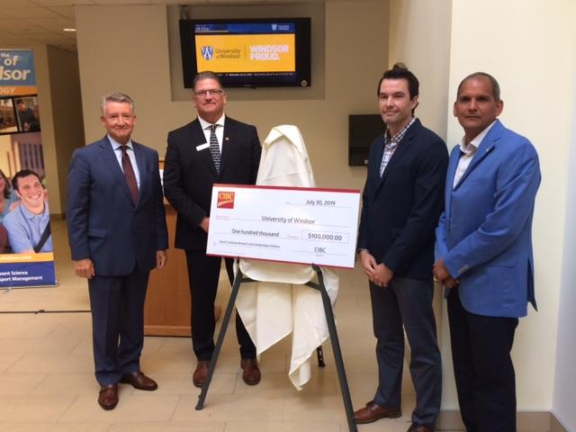 VIDEO: CIBC Grant to Help Cancer Patients Survive Effect of Treatment