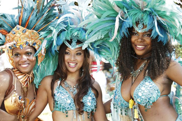 Caribana's parade will feature some topless performers