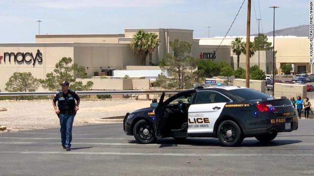 One dead, dozens more injured after a mass shooting inside a Texas Walmart