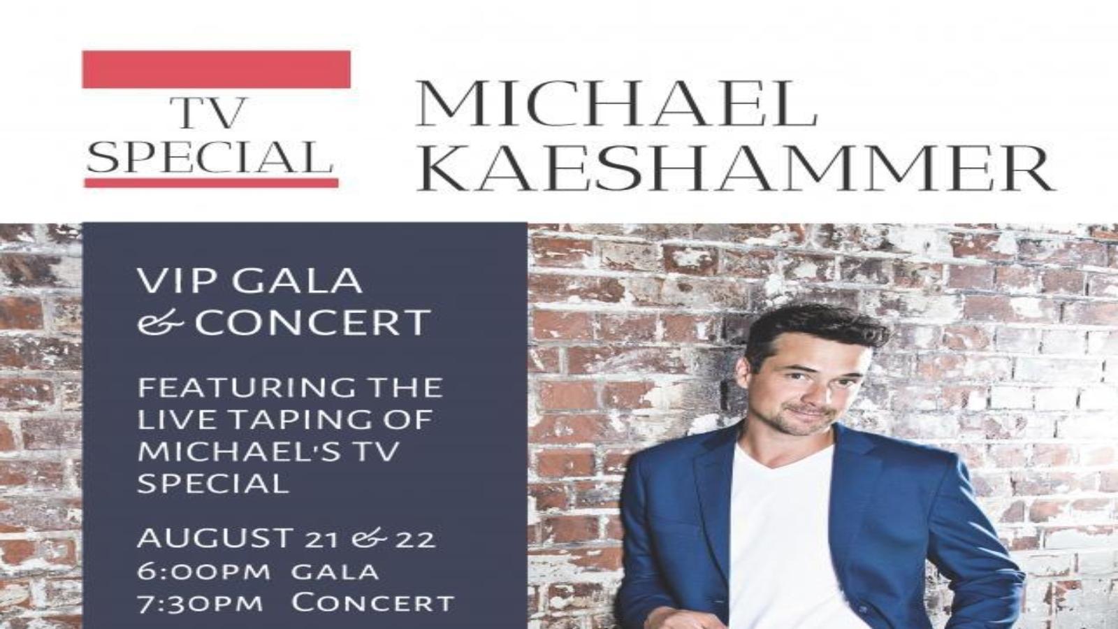 Win Tickets to Micheal Kaeshammer