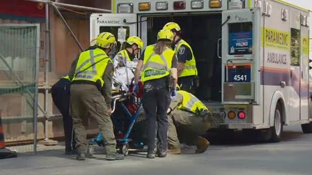 Ottawa worker injured after falling into elevator shaft