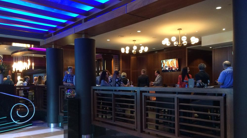 Neros Steakhouse Opens a New Social Dining Lounge
