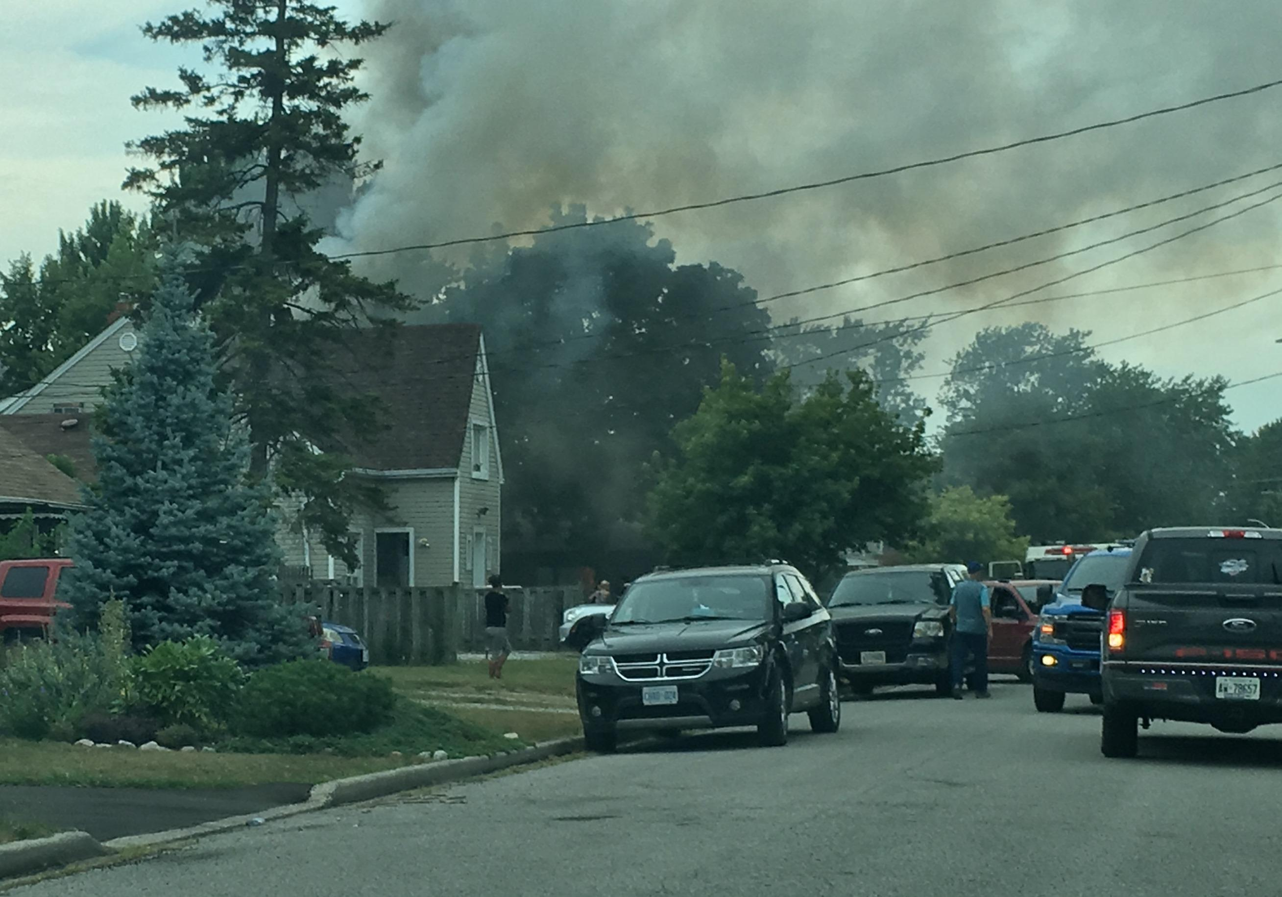 am800-news-house-fire-2400-block-arthur-road-august-18-2019
