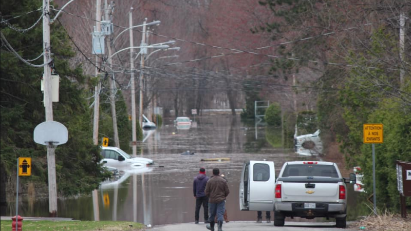 Funding coming to Laurentians to prevent future floods