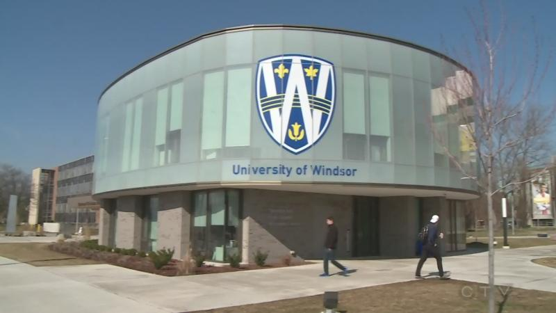 "University of Windsor has earned the top spot on the list of ""Canada's Rising Stars"""