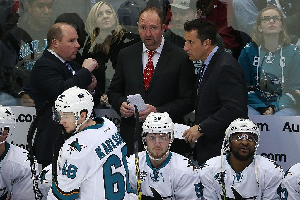 AM800-SPORTS-HOCKEY-NHL-SAN JOSE-SHARKS-COACHES-BOUGHNER