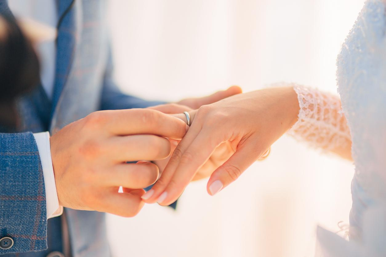 Mariage - iStock CR Nadtochiy