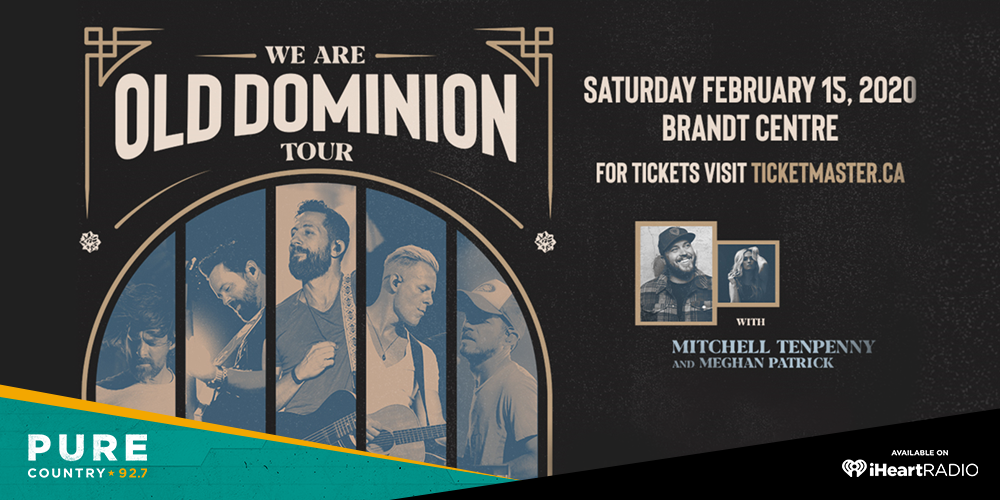 Pure Country 92.7 - Old Dominion 2019